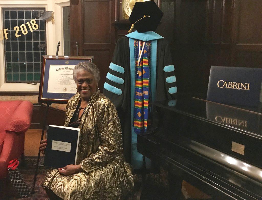 Shirley Dixon Diploma